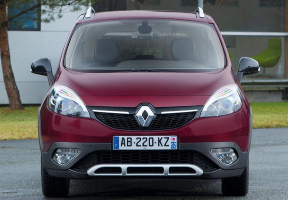 Renault Scenic Wallpapers