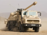 Photos of Nexter Systems Caesar Renault Sherpa 6x6 1994
