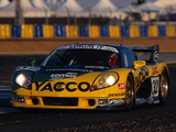 Photos of Renault Sport Spider V6 Le Mans 1996