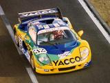 Renault Sport Spider V6 Le Mans 1996 photos