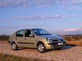 Images of Renault Clio Symbol 2001–08