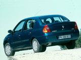 Renault Clio Symbol 1999–2002 wallpapers