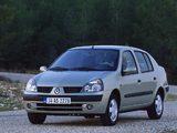 Renault Clio Symbol 2001–08 images