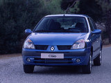 Renault Clio Symbol 2001–08 photos