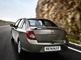 Renault Symbol 2008 pictures