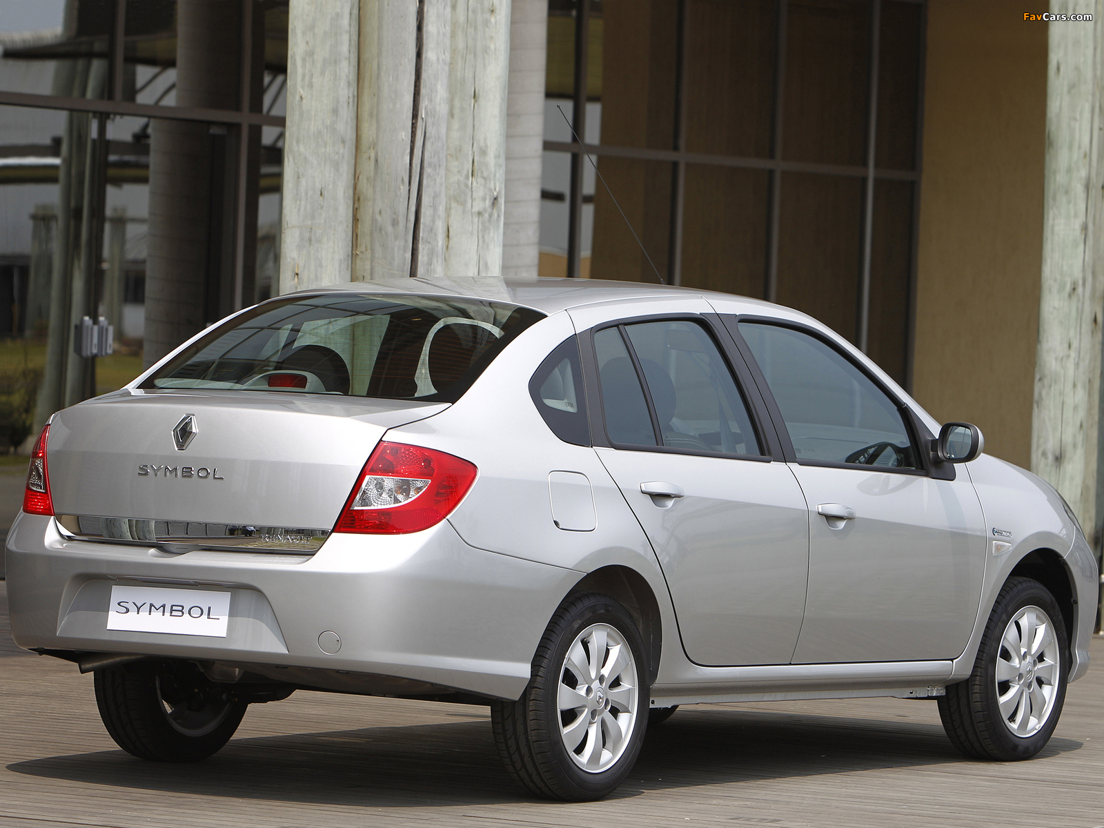 Renault Symbol Connection 2010 pictures (1600 x 1200)