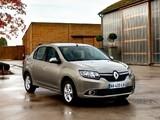Renault Symbol 2012 pictures