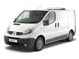 Images of Renault Trafic Van UK-spec 2006–10