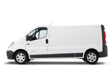 Images of Renault Trafic LWB Van 2010