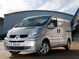 Images of Renault Trafic Van UK-spec 2010