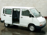 Photos of Renault Trafic 1989–2001