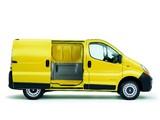 Photos of Renault Trafic Van 2001–06