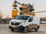 Photos of Renault Trafic Van X-Track 2016