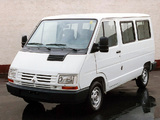 Pictures of Renault Trafic 1989–2001