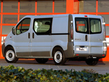 Pictures of Renault Trafic Kombi ZA-spec 2001–06