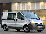Renault Trafic Kombi ZA-spec 2001–06 images
