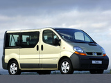Renault Trafic ZA-spec 2001–06 wallpapers
