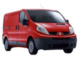 Renault Trafic Van 2006–10 images