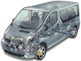 Renault Trafic 2006–10 photos