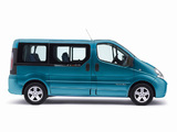 Renault Trafic Generation Evado 2006 photos