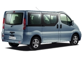 Renault Trafic 2006–10 wallpapers