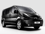 Renault Trafic Black Edition 2010 photos