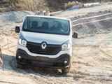 Renault Trafic Van X-Track 2016 images