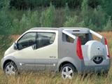 Renault Trafic Deckup Concept 2004 photos