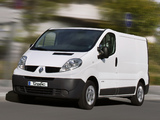 Renault Trafic Van 2010 wallpapers