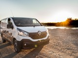 Renault Trafic Van X-Track 2016 wallpapers
