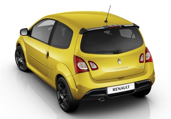 Photos Of Renault Twingo Rs 133 2012