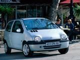 Renault Twingo 1998–2007 images