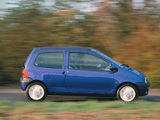 Renault Twingo 1998–2007 pictures