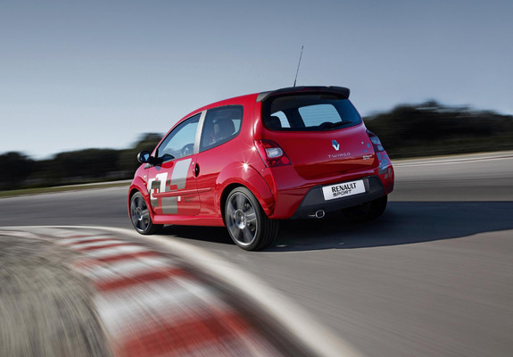 Renault Twingo Rs 200912 Images