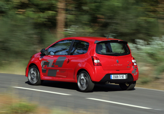 Renault Twingo Rs 200912 Pictures