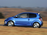 Renault Twingo Gordini RS ZA-spec 2010–12 wallpapers