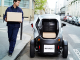 Photos of Renault Twizy Z.E. Cargo 2013