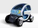 Renault Twizy Z.E. Concept 2010 images