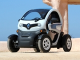 Renault Twizy Z.E. 2010 pictures