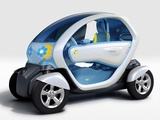 Renault Twizy Z.E. Concept 2010 wallpapers