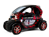 Renault Twizy Z.E. by Cathy & David Guetta 2012 photos