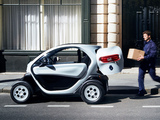 Renault Twizy Z.E. Cargo 2013 images
