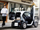 Renault Twizy Z.E. Cargo 2013 photos