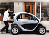 Renault Twizy Z.E. Cargo 2013 wallpapers