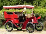 Renault Type D 4 ½ HP Rear-entrance Tonneau 1901 wallpapers