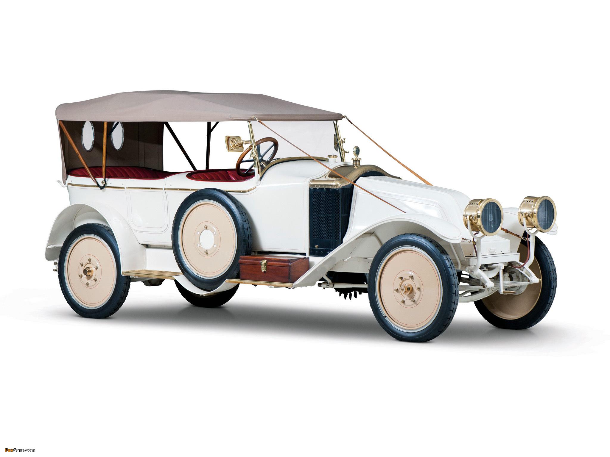 Renault Type EU 1919 pictures (2048 x 1536)