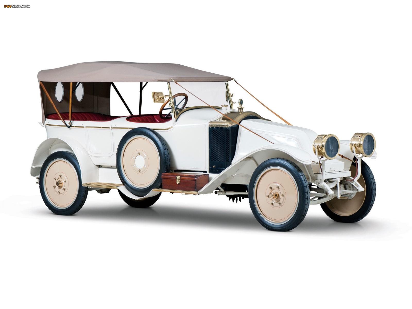 Renault Type EU 1919 pictures (1600 x 1200)