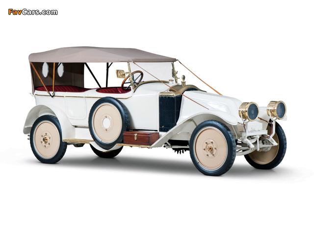Renault Type EU 1919 pictures (640 x 480)