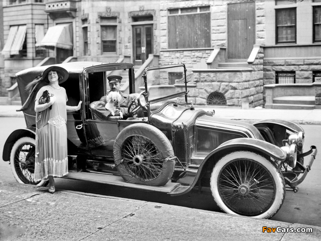 Renault Type FK 1912–16 images (640 x 480)