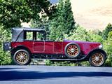 Renault Type JV-1 Phaeton by Kellner Freres 1923–28 wallpapers